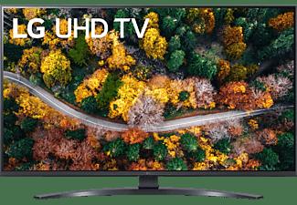 LG 43UP78009LB LCD TV (Flat, 43 Zoll / 108 cm, UHD 4K, SMART TV, webOS 6.0 mit LG ThinQ)