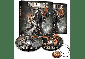 Powerwolf - Call Of The Wild (2CD Mediabook + exkl. Anhänger)  - (CD + Merchandising)