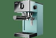 Cafetera express - Solac S92011800 CE4504, 1050 W, 1.5 l, 20 bar, 2 Tazas, Depósito extraíble, Azul