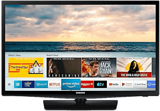 "TV LED 24"" - Samsung UE24N4305, Plana, Smart TV, 60 cm, HDMI, USB, DVB-T, Wi-Fi, Negro"