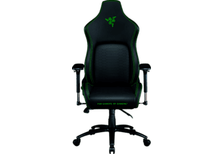 RAZER Iskur Gaming Stuhl, Schwarz, Grün
