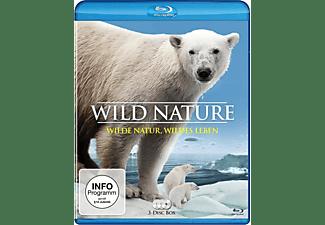 Wild Nature-Wilde Natur,wildes Leben [Blu-ray]