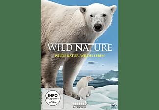 Wild Nature-Wilde Natur,wildes Leben [DVD]