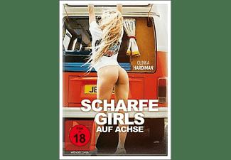 Scharfe Girls auf Achse DVD