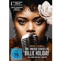 The United States vs. Billie Holiday DVD