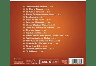 Stan Oliver - Das Geisterschiff Vom Ohio-Schlager-Raritäten  - (CD)