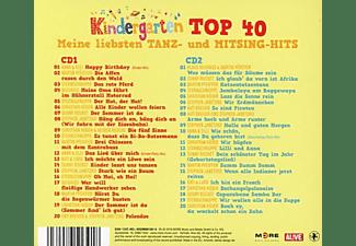 VARIOUS - Kindergarten Top 40-meine liebste  - (CD)