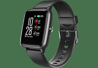 HAMA Smartwatch Fit Watch 5910, Schwarz