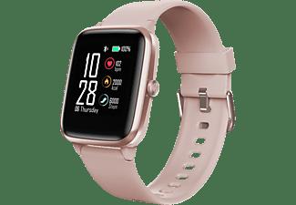 "HAMA Smartwatch ""Fit Watch 5910"", GPS, wasserdicht, Herzfrequenz, Kalorien, Rosé"