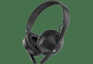 Auriculares inalámbricos - Sennheiser HD 250BT, Con diadema, Bluetooth, USB-C, 25 horas, aptX, AAC, Negro