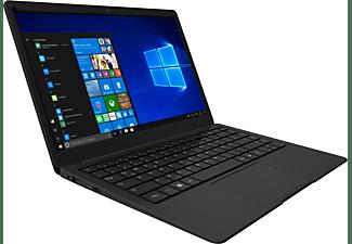 """PEAQ PNB S132-PA4128DV 13""""FHD SLIM PENT 4/128, Notebook mit 13,3 Zoll Display, Intel® Pentium® Prozessor, 4 GB RAM, 128 GB eMMC, Intel® HD Graphics 505, Schwarz"""
