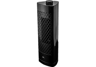 OK. OMTF 33321 B Turmventilator Schwarz (25 Watt)