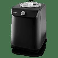 KOENIC KIM 91221 Eismaschine (135 Watt, Schwarz/Weiß)