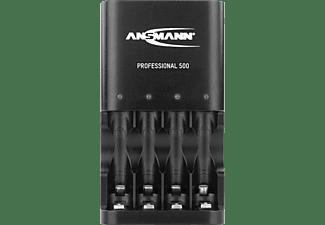 ANSMANN 1001-0065 Akku-Ladegerät universal, 100-240 Volt, Schwarz