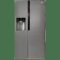 Frigorífico americano - LG GSL361ICEZ, 591 L, Total No Frost, Dispensador de agua y hielo