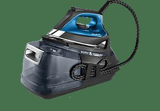 Centro de planchado - Rowenta DG9226 Silence Steam Pro, 7.6bar, Golpe de calor 490gr/min, Azul