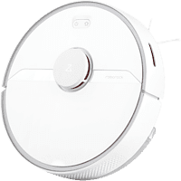 Robot aspirador - Roborock S6 Pure White, WiFi, 2000Pa, Friega, 480ml, Autonomía 2.5h, Laser 360º, Blanco