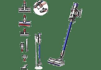 Aspirador escoba - Dyson V11 Absolute Extra Pro, 185 W, Inalámbrico, 0.76 l, 60 min, Pantalla LCD, Azul