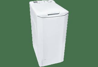 Lavadora carga superior - Candy CST 06LE/1-S, 6kg, 1000rpm, 40cm ancho, Detector de carga, Blanco