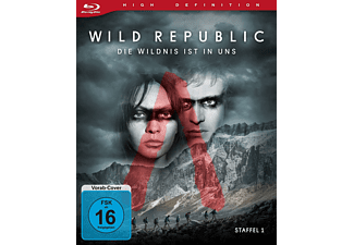 WILD REPUBLIC 1.STAFFEL Blu-ray