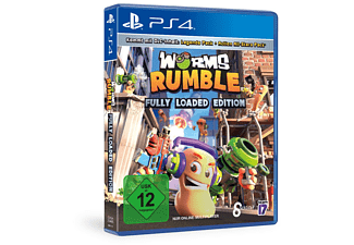 Worms Rumble - [PlayStation 4]