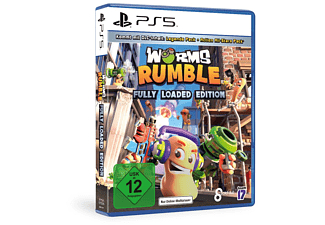 Worms Rumble - [PlayStation 5]