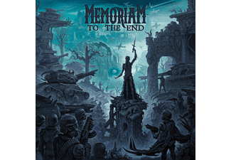Memoriam - To The End  - (CD)