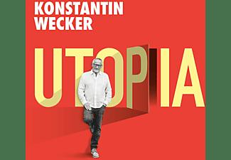 Konstantin Wecker - Utopia  - (CD)