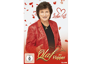Olaf Der Flipper - Liebe ist (Ltd.Fanbox Edition)  - (CD + DVD Video)