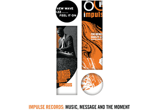 VARIOUS - Impulse Records: Music,Message And The Moment  - (CD)