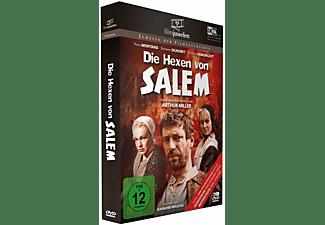 Die Hexen von Salem (Hexenjagd) DVD