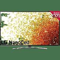"TV LED 55"" - LG 55NANO916PA.AEU, UHD 4K, α7 Gen4, webOS 6.0, Smart TV, Asistentes de voz, Dolby Atmos, Negro"