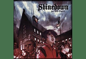 Shinedown - US AND THEM  - (Vinyl)