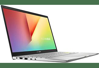 "Portátil  - Asus VivoBook S14 S433EA-AM612, 14"", Intel® Core™ i7-1165G7, 16 GB, 512 GB SSD, Iris® Xe, FreeDOS"