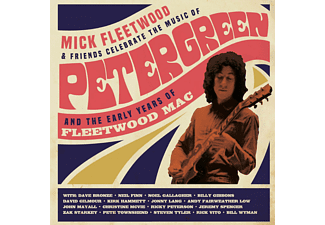 Mick And Friends Fleetwood - Celebrate the Music of Peter Green and the Early Y  - (CD)