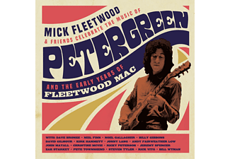 Mick And Friends Fleetwood - Celebrate the Music of Peter Green and the Early Y  - (CD + Blu-ray Disc)