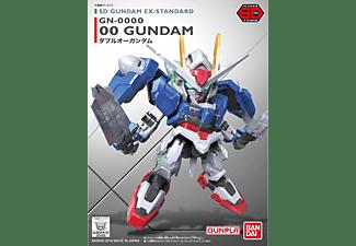BANDAI SD GUNDAM EX-STANDARD 008 OO GUNDAM Modellbausatz, Mehrfarbig