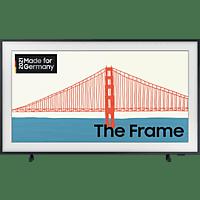 SAMSUNG GQ55LS03A The Frame QLED TV (Flat, 55 Zoll / 138 cm, UHD 4K, SMART TV, Tizen)