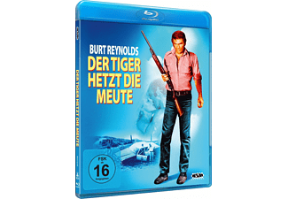 Der Tiger hetzt die Meute Blu-ray