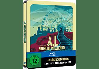 A.I. – Künstliche Intelligenz (Limitiertes SteelBook®) Blu-ray