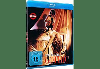 Gothic Blu-ray