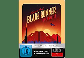 BLADE RUNNER – Final Cut (Limitiertes SteelBook®) 4K Ultra HD Blu-ray + Blu-ray