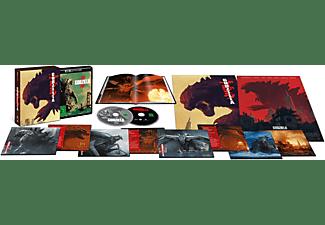 Godzilla – Ultimate Collectors Edition 4K Ultra HD Blu-ray + Blu-ray