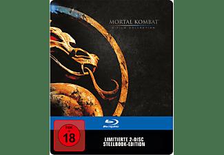 MORTAL KOMBAT 1 + 2 (Limitiertes SteelBook®) Blu-ray