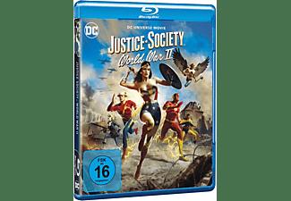 DCU Justice Society: World War II Blu-ray