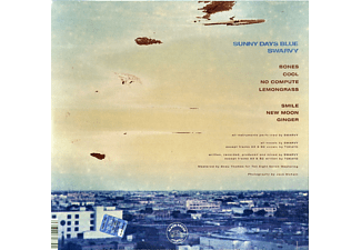 Swarvy - SUNNY DAYS BLUE  - (Vinyl)