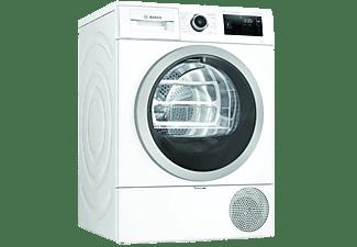 REACONDICIONADO Secadora - Bosch WTU87RH1ES, 8 kg, Independiente, WiFi Home Connect, Blanco