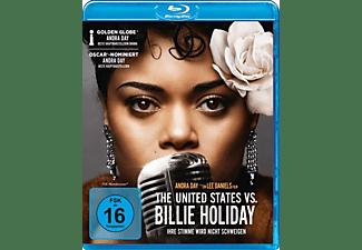 The United States vs. Billie Holiday (Blu-Ray) [Blu-ray]