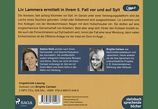 Brigitte Carlsen - Tödliche See  - (CD)