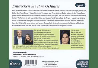 Caroline Kiesewetter - Das Abc Der Gefühle  - (MP3-CD)